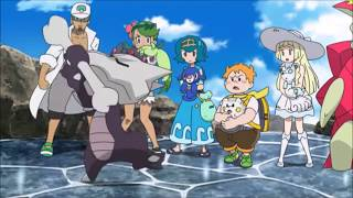 Alolan Marowak Dances! Funny Moments! Pokemon Sun And Moon Episode 34