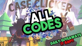 Classic Clicker codes!