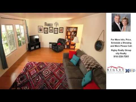 8737 Woodman Way #D, Sacramento, CA Presented by Rigley Realty Group.