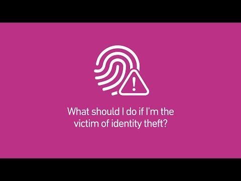 What Should I Do If I'm the Victim of Identity Theft? | Experian Credit 101 Express