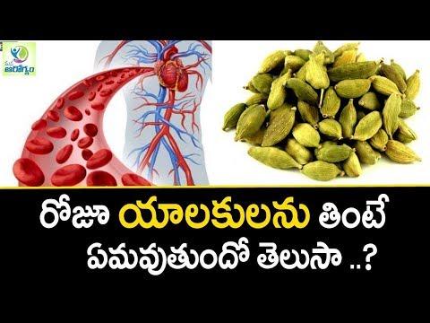 Health Benefits of Eating Cardamom Daily - Mana Arogyam | healthy Foods