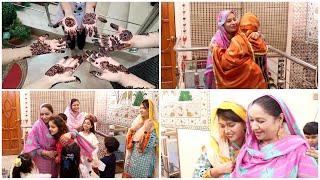 My Eid Celebration - EID KI DAWAT - EID ROUTINE - Cooking with Shabana ❤️
