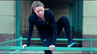 Model Takes on Parkour Training