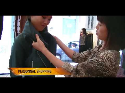 Edith Chan Personal Shopper & Personal Fashion Stylist in Madrid - Actress Maya Murofushi