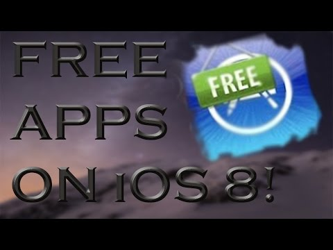 HOW TO Get PAID Apps For FREE in iOS 8/8.1 (NEW 2014)