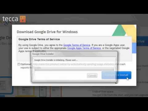 Just Show Me: How to install Google Drive on your Windows 7 computer