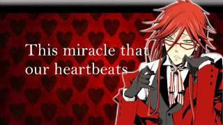 Grell Sutcliff - Character Song: Kill in Heaven (English / Kanji / Romaji lyrics)