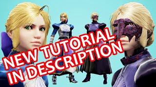 Soul Calibur 6 Create Character Videos - 9tube tv