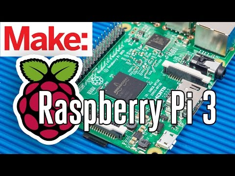 Announcing the Raspberry Pi 3