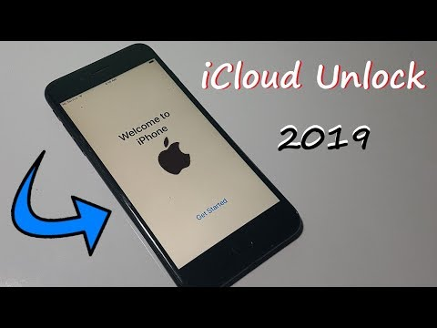 How to unlock an iphone 4 without icloud password -