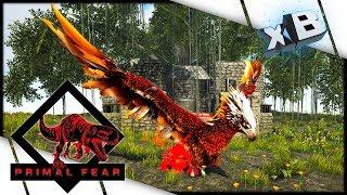 Alpha Phoenix & Cross-ARK Travel! :: Modded ARK: Scorched Fear :: E39 -  getplaypk
