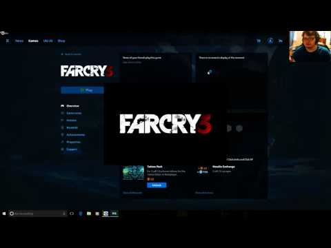 How To Download Games In The Background of Uplay