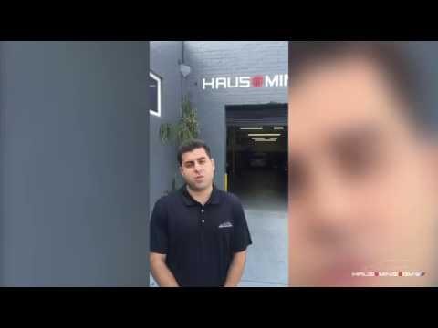 BMW Oil Change | Mini Cooper Oil Change | Haus of Minis & BMW