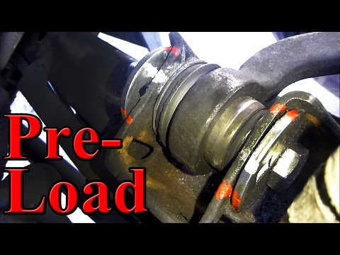 Control Arm Bushing Preload, Important Information!