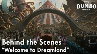 """""""Welcome to Dreamland"""" 
