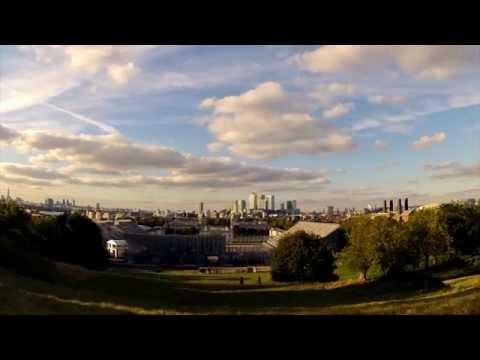 London Timelapse - Greenwich - GoPro HD2 - 06.10.2012