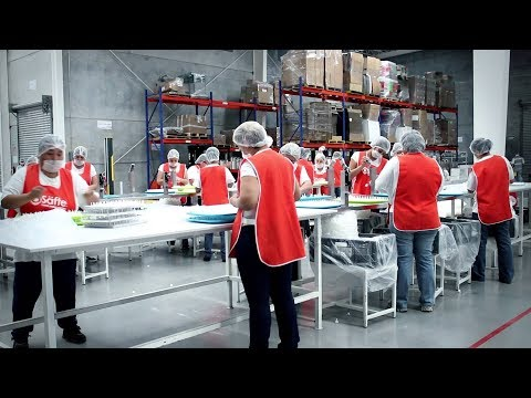 Workers required for Food Packaging Job in Malaysia