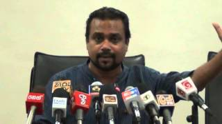 Download Wimal Weerawansa's Parliametary Complex Media Con. 29.04.2015 Video