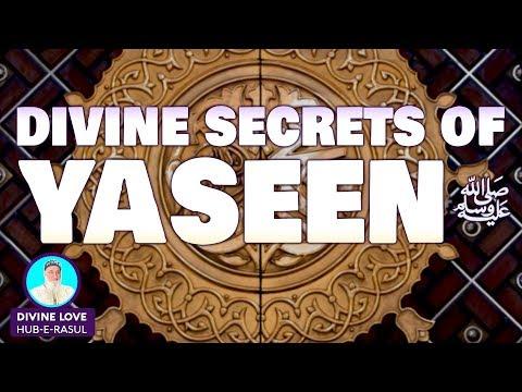 Secrets of YaSeen  Ya and Seen E41🌹Divine Love  Hub E Rasul