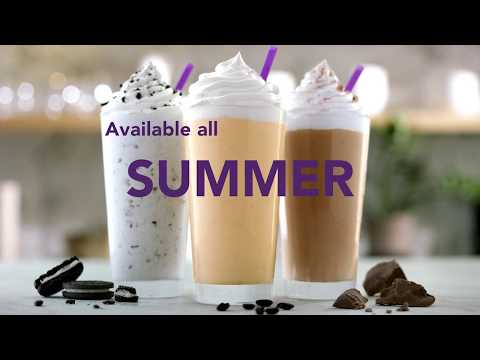 The Coffee Bean Summer Ice Blended drinks are here!