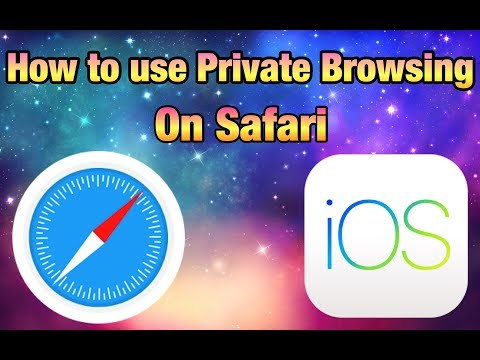 How to access private browsing even if it's restricted on any iOS device