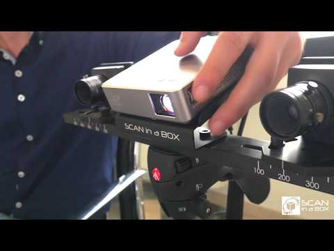 SCAN IN A BOX - How to calibrate a 3D scanner