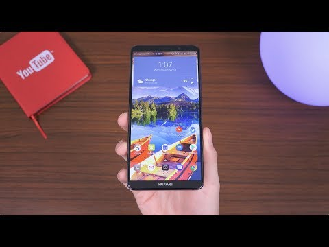 Huawei Mate 10 Pro Review!