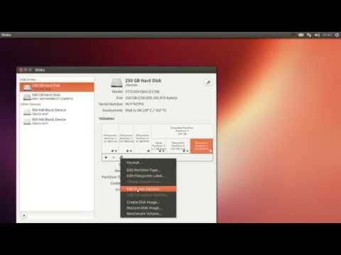Easy way to Mount Partition Automatically on Start Up in Ubuntu 13.04 Raring Ringtail