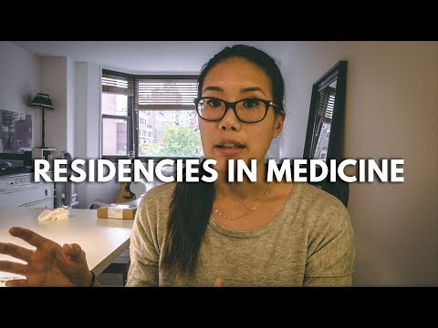 HOW DO RESIDENCIES WORK IN MEDICINE? (Q&A) | med school vlog