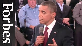 Best Moments of The Debate: How Obama Won | Forbes