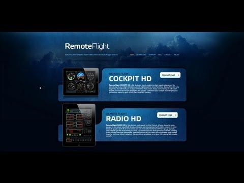 Tutorial: Tune Flight Simulator Radios with your iPhone / iPad with RemoteFlight!