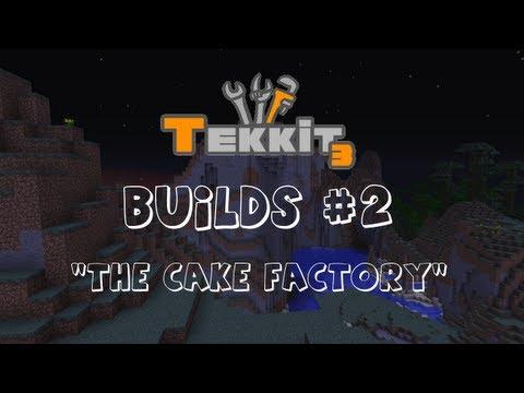 ShiftKlik's Tekkit Builds - #2: The Cake Factory Part 1