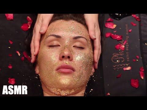 ASMR Scalp massage with sounds - help with sleep 😴😴😴 calming tingles