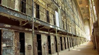 An Inside Look at Historic Prison Where 'Shawshank' Was Filmed