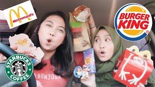 PESEN STARBUCKS DAPETNYA GADO-GADO?! | INDONESIA