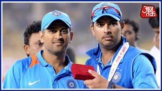 100 Shehar 100 Khabar: Yuvraj Singh Pays Tribute To MS Dhoni As Captain, Shares Video