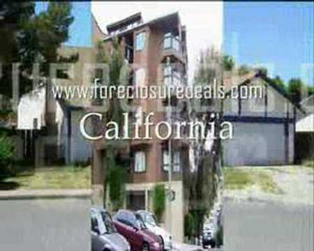 California Foreclosure Homes - CA