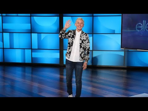 Ellen Has a Big iPhone Announcement