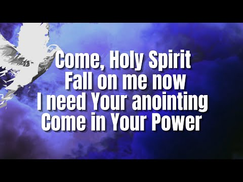 Come Holy Spirit | City Harvest Church