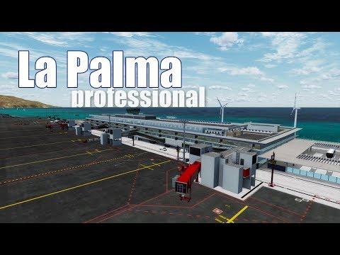 Canary Islands professional – La Palma – Official Video