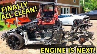 Building A Custom Supercar Part 4