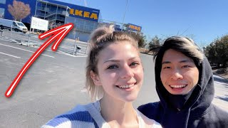 Furniture Shopping at IKEA!