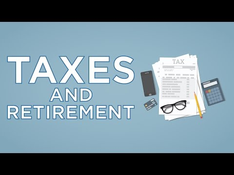Taxes & Retirement – Give Yourself Some Flexibility