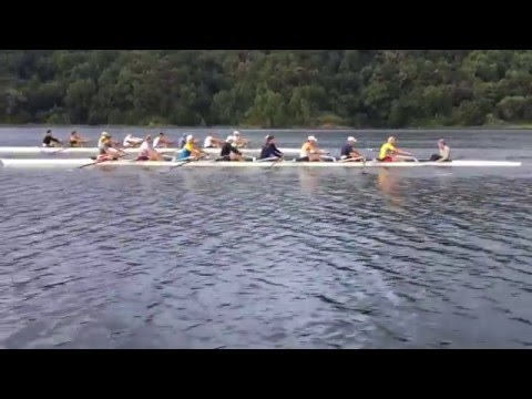 Cal Rowing Preps for 2016 Pac 12's