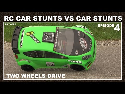 Absima RC - Two Wheels Drive & RC Car Stunts