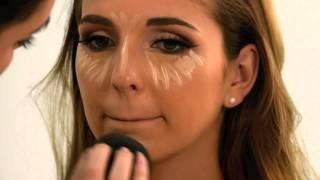 Full Face Makeup Tutorial - Kelsey Kinsman