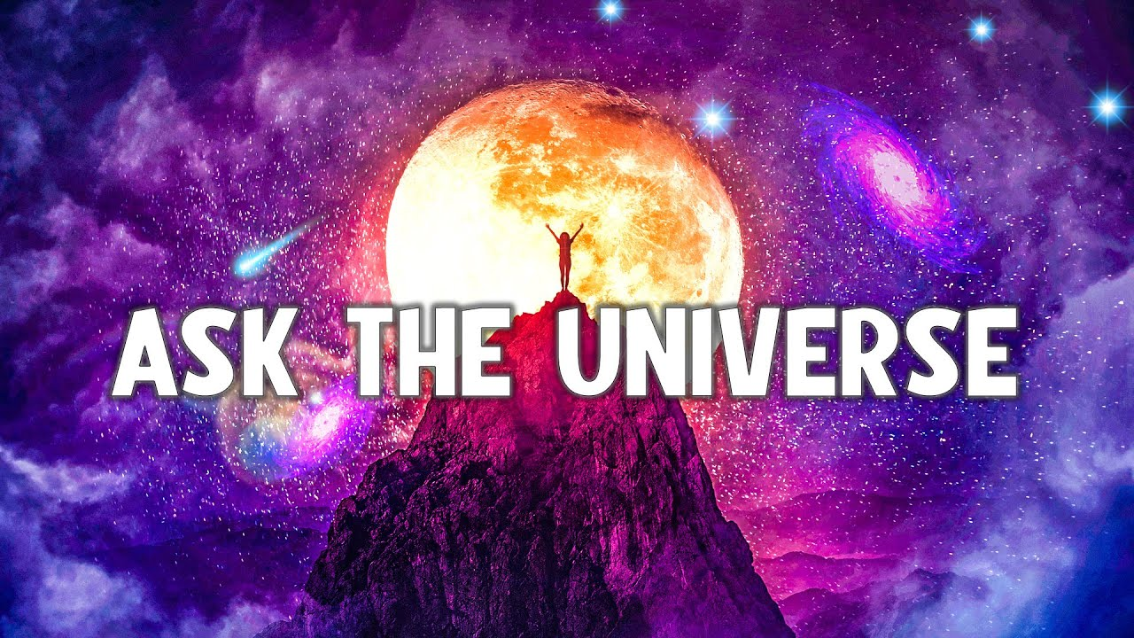 528 Hz Attract Abundance of Money, Luck, Prosperity ! Ask The Universe ! Manifest Miracles