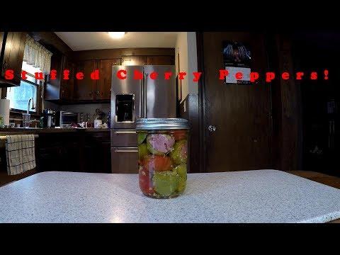 Stuffed Cherry Peppers 2017