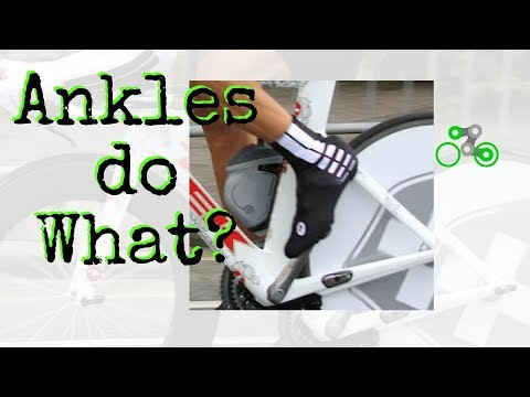 Optimal Pedal Stroke? // Do you know what your ankles are doing?