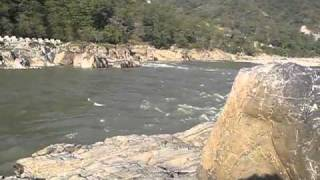 Ganga-River in Himalaya - 1 Minute of Nature Meditation